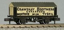 Peco NR-P112 Lime (with Roof) Crawshay